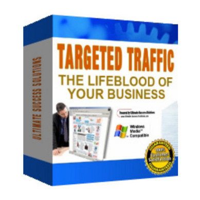 Targeted Traffic The Lifeblood Of Your Business